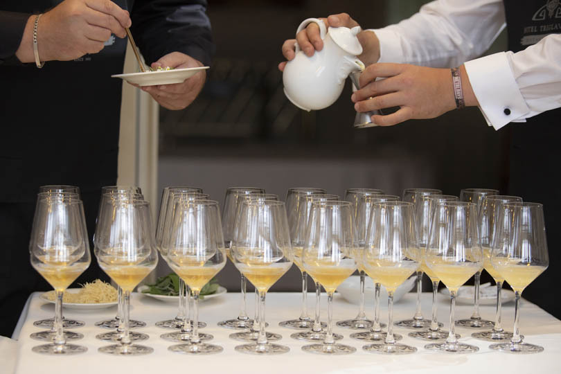 HOTELTRIGLAV BLED - Gin Twist delavnica